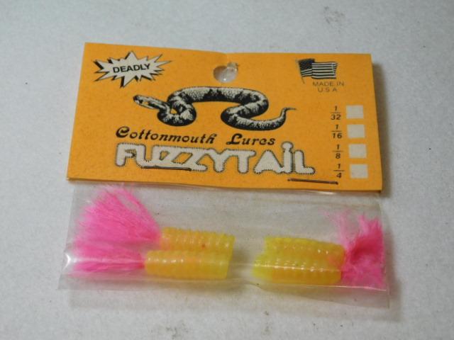 Silk Chart./Pink Fuzzytail Jig