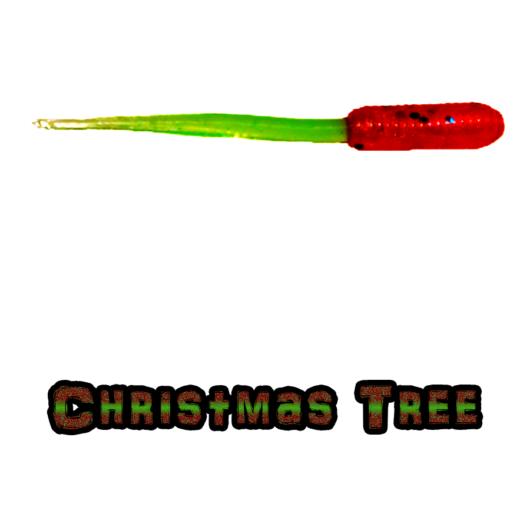 Christmas Tree Brush Hammer Brushpile Jigs