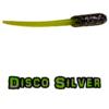 Disco Silver Brush Hammer Brushpile Jigs