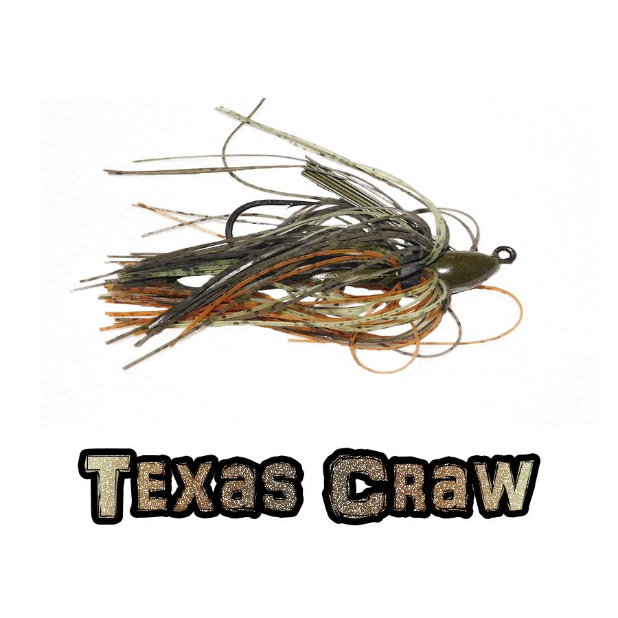 Texas Craw Lock-Em-Up Jig