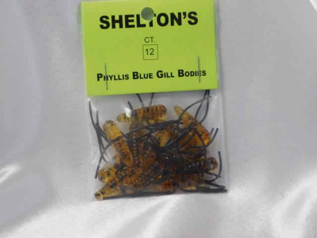 Phyllis Blue Gill Bug Replacement Body Pumpkin/Black