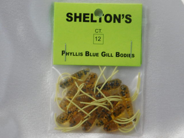 Phyllis Blue Gill Bug Replacement Body Pumpkin/Chart.
