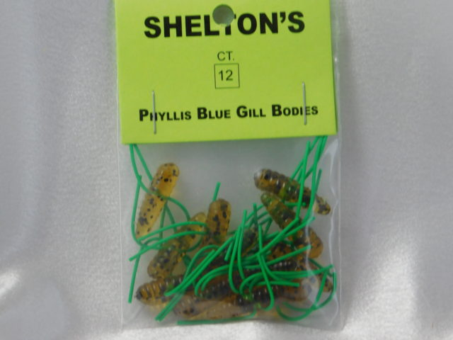 Phyllis Blue Gill Bug Replacement Body Pumpkin/Green