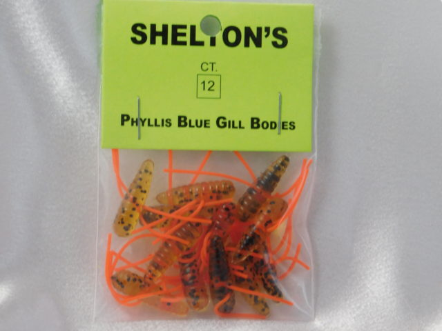 Phyllis Blue Gill Bug Replacement Body Pumpkin/Orange
