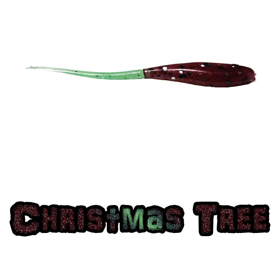 Christmas Tree Brush Dancer Brush Pile Jig