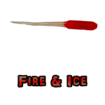 Fire and Ice Brush Hammer Brushpile Jigs