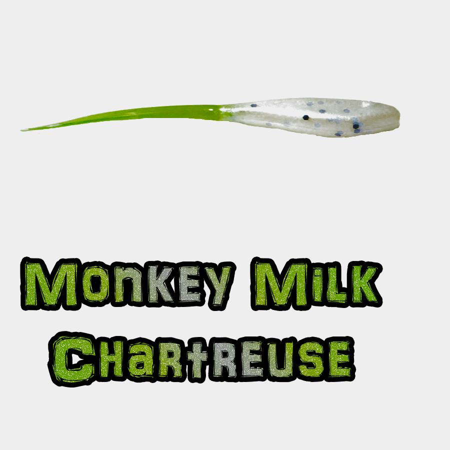 Monkey Milk/Chart Brush Dancer Brush Pile Jig