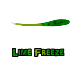 Lime Freeze Brush Dancer Brush Pile Jig