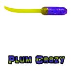 Plum Crazy Brush Hammer Brushpile Jigs