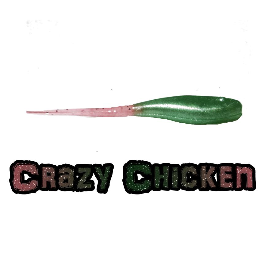 Crazy Chicken Brush Dancer Brush Pile Jig