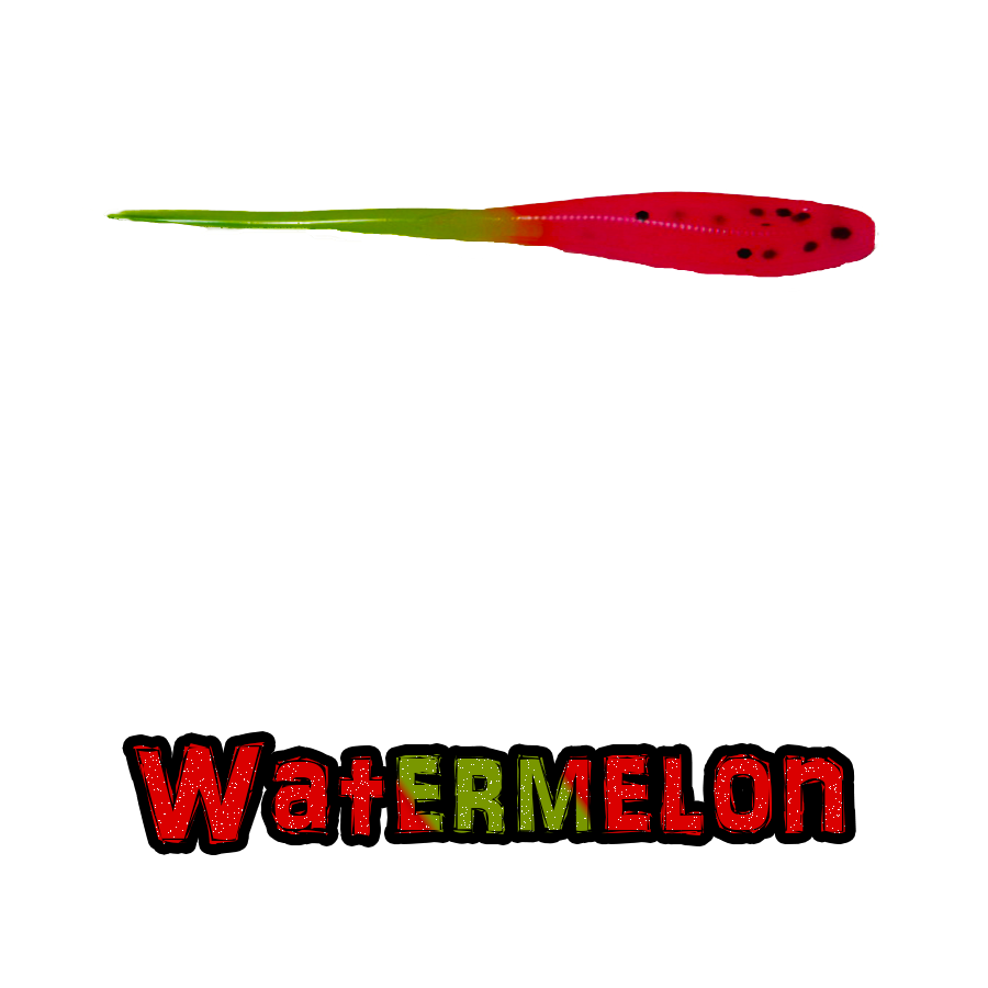 Watermelon Brush Dancer Brush Pile Jig