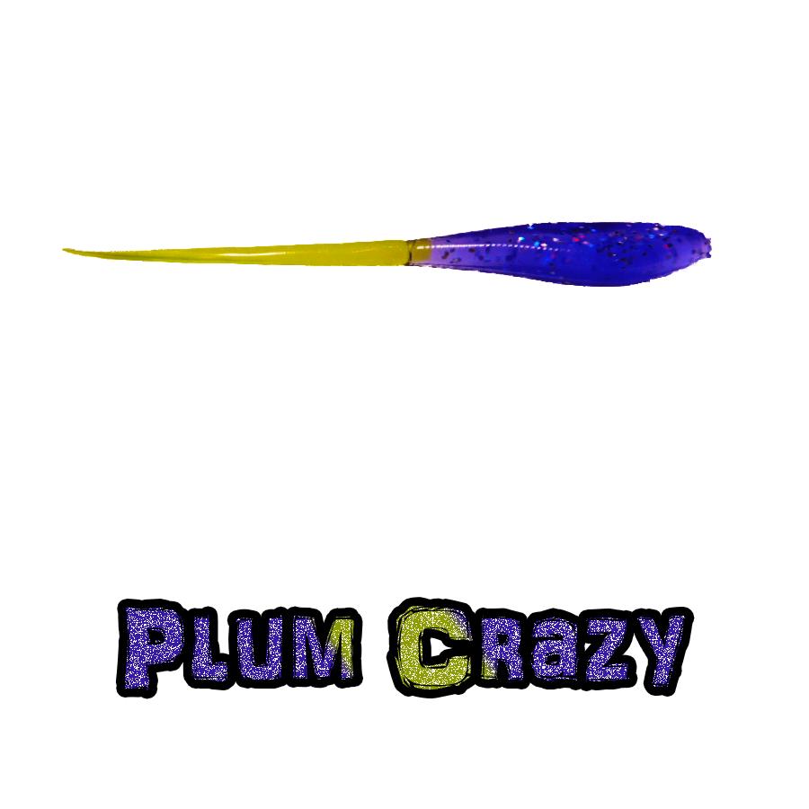 Plum Crazy Brush Dancer Brush Pile Jig