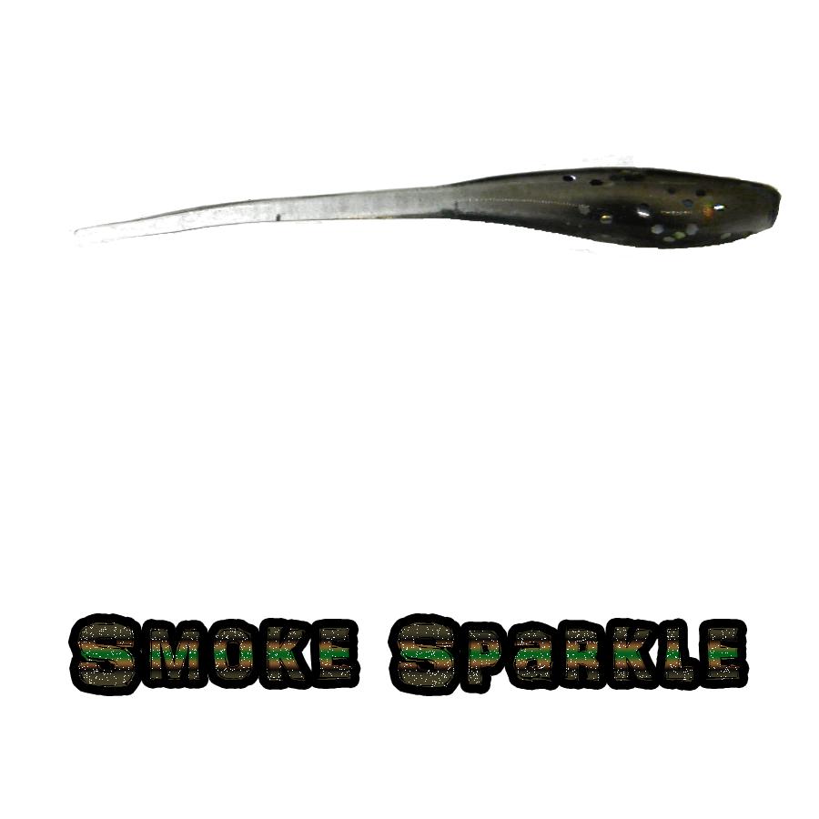 Smoke Sparkle Brush Dancer Brush Pile Jig