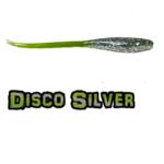 Disco Silver Brush Dancer Brush Pile Jig